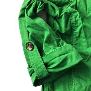 Old Navy Jackets & Coats - Old Navy Kelly green lightweight jacket